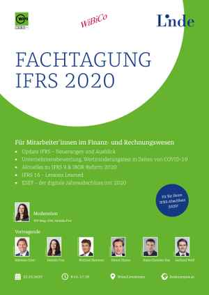 Fachtagung IFRS 2020