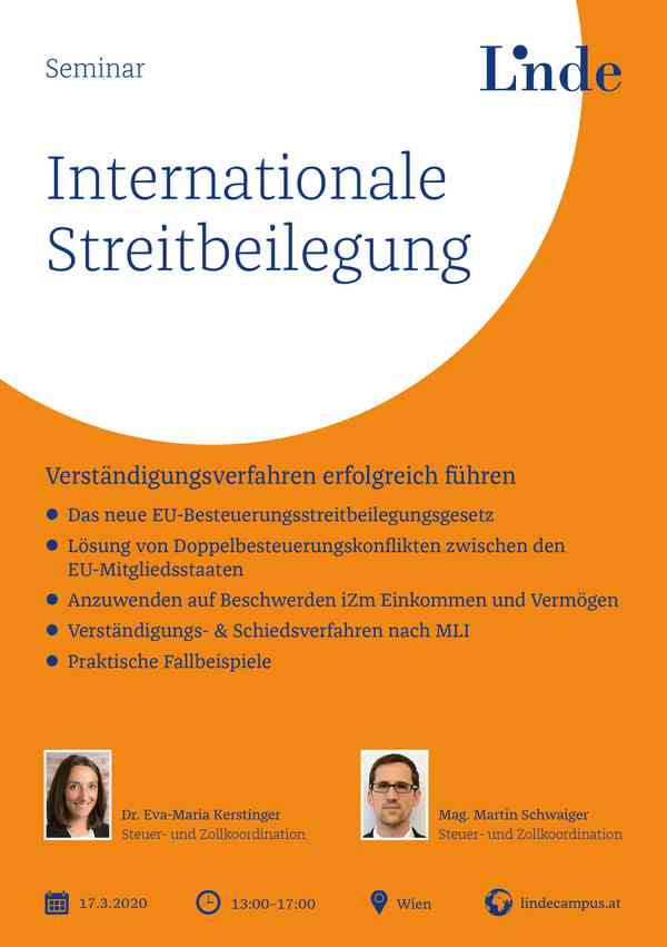 Internationale Streitbeilegung