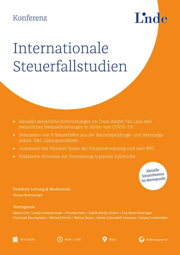 Internationale Steuerfallstudien