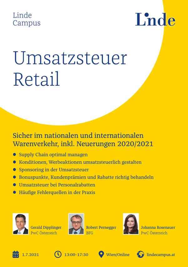 Umsatzsteuer Retail