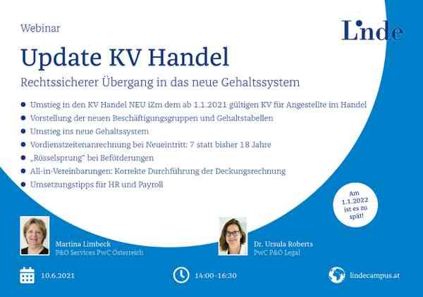 Update KV Handel