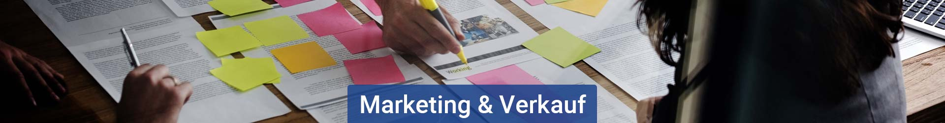 Thema Marketing & Verkauf