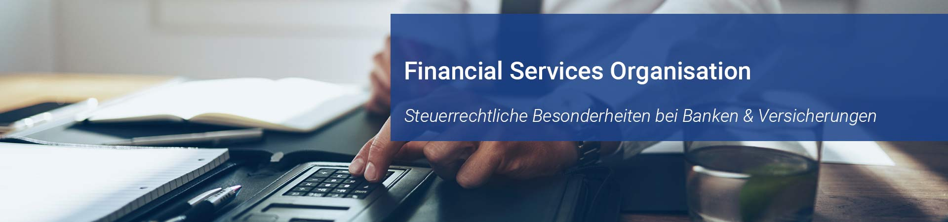 Financial Services Organisation