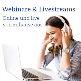Linde Campus Webinare & Livestreams
