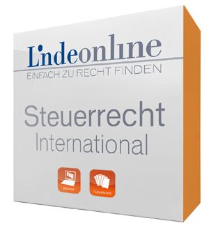 Themenpaket Steuerrecht International