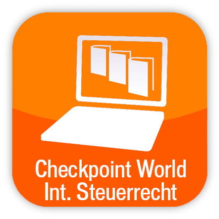 Checkpoint World | Internationale Steuerrechts-Module von Thomson Reuters