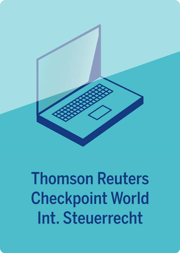 Internationale Steuerrechts-Module von Thomson Reuters